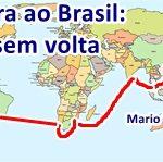 De Nara ao Brasil: ida sem volta